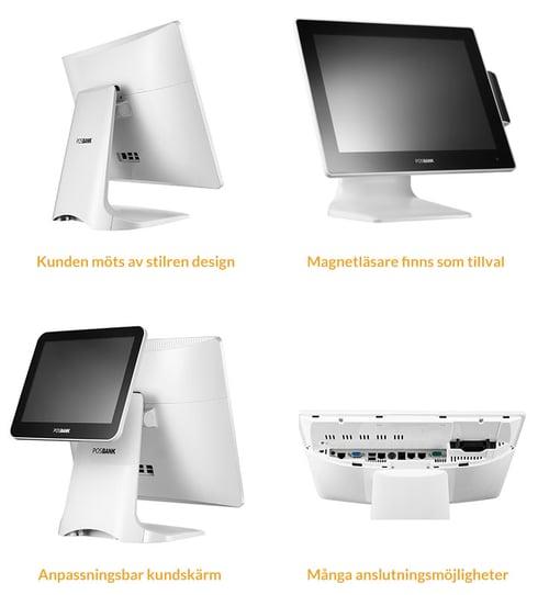 Stora möjligheter med GreenTouch pekdator