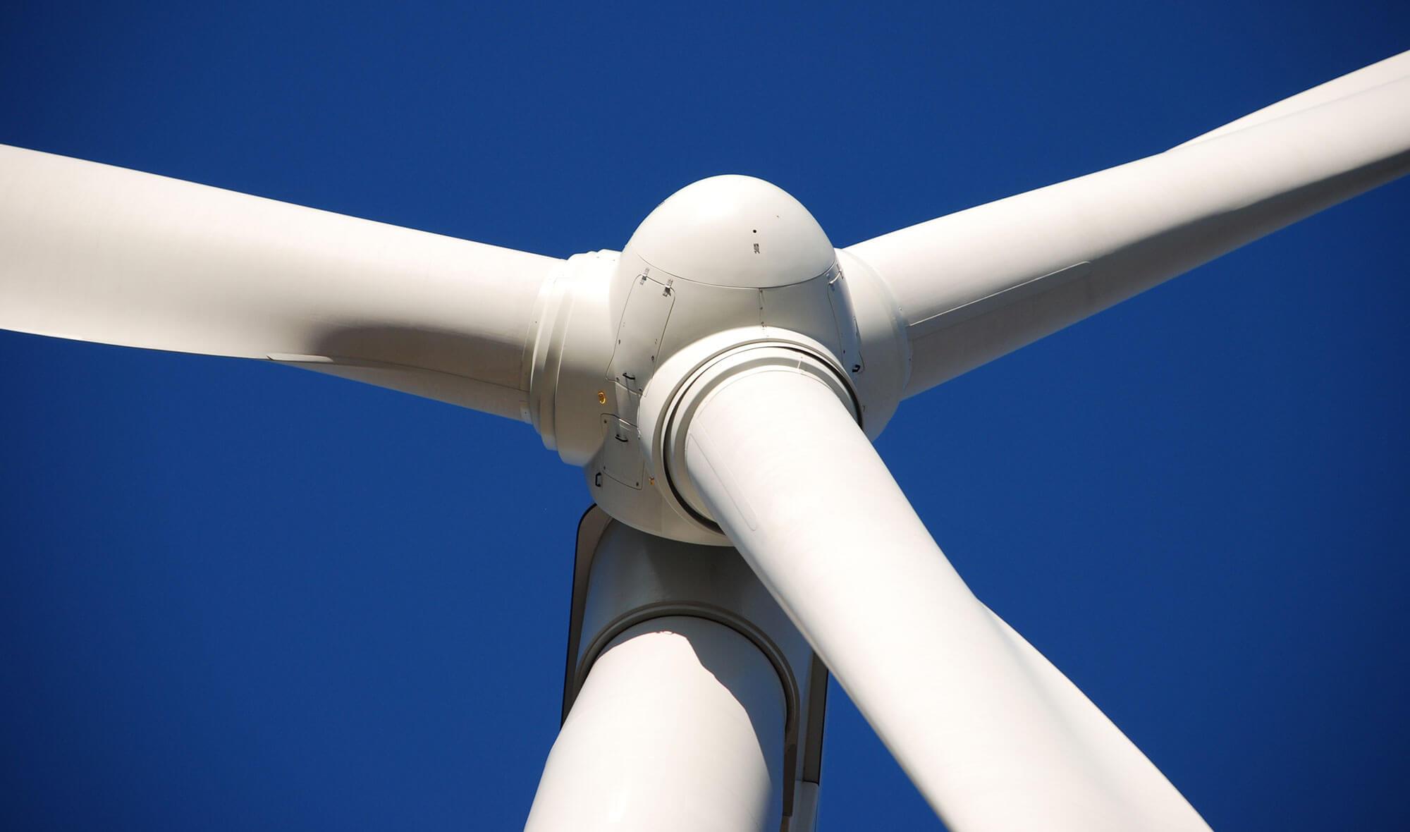 GreenReceipt-kvittorullarna är tillverkade med hjälp av vindkraft