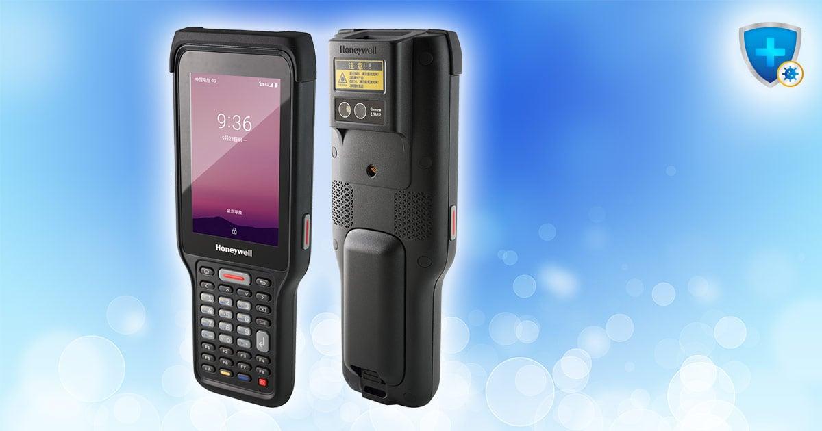 Handdator EDA61K från Honeywell