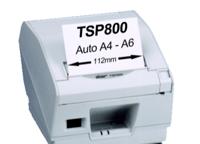 Kvittoskrivare TSP800 från Star