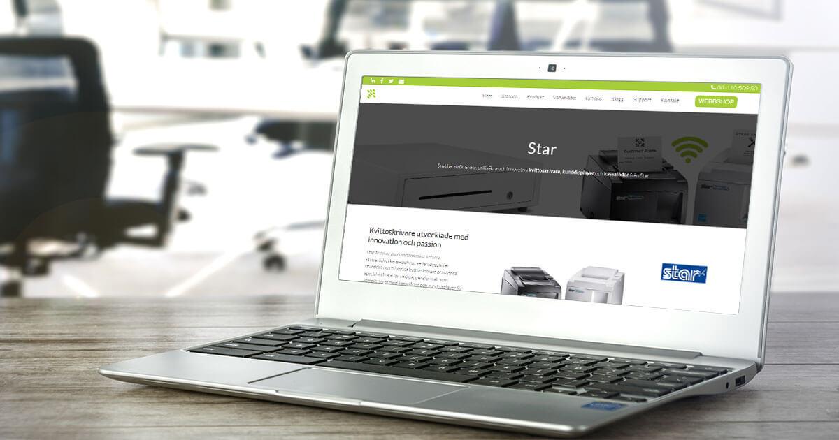 star-produkt-och-varumarkessida