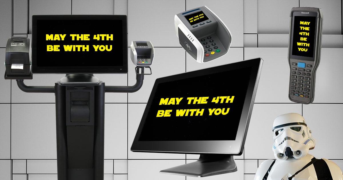 Idag firar vi Star Wars-dagen