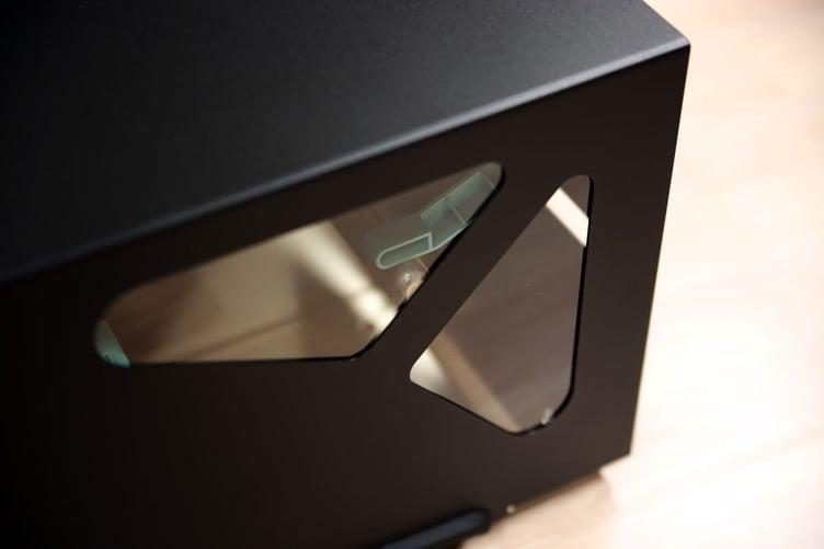 Godex ZX420i med vy från sidan