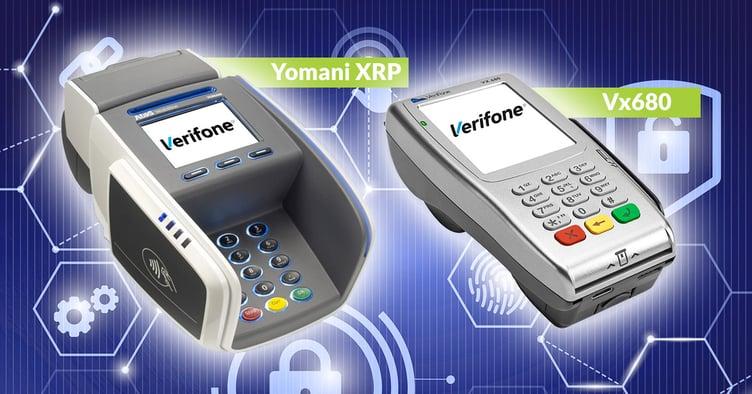 Uppgradera din betalterminal till en Yomani XRP
