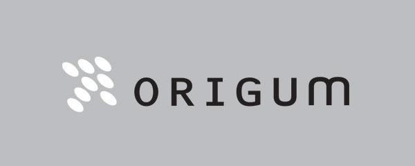 Primär logotyp (positiv version 2, på grå bakgrund)