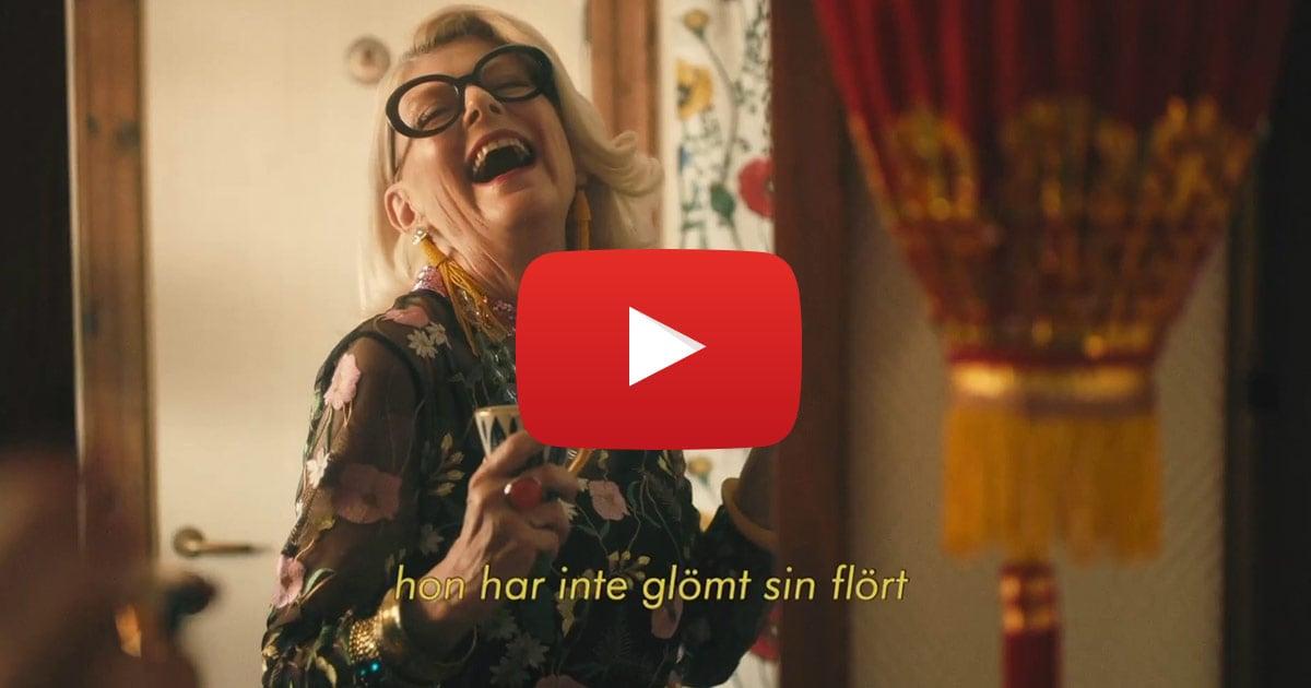 Världens första återvinningsbara reklamfilm