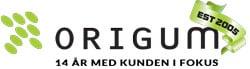 Origum Distribution - 14 år med kunden i fokus