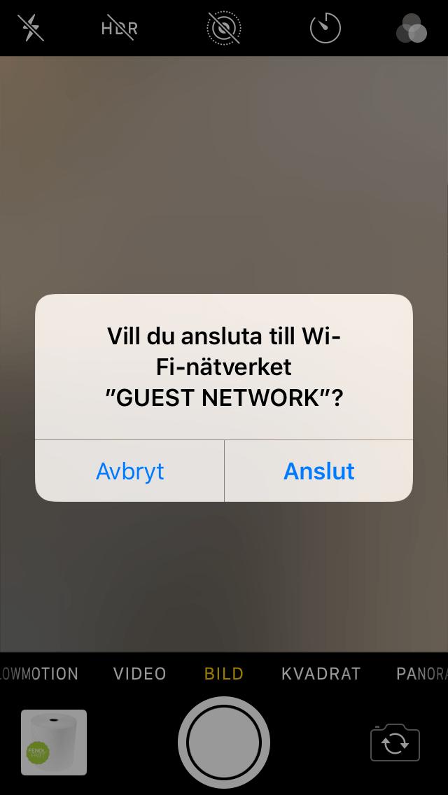 iOS koppla upp appar