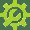 service-och-support-ikon