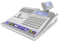 Elcom kassaregister Euro-200TE