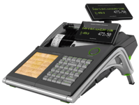 Elcom kassaregister Euro-2100TE