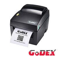 Etikettskrivare och etiketter från GoDEX