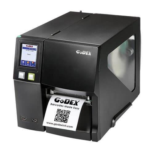 Etikettskrivare ZX1200i från Godex