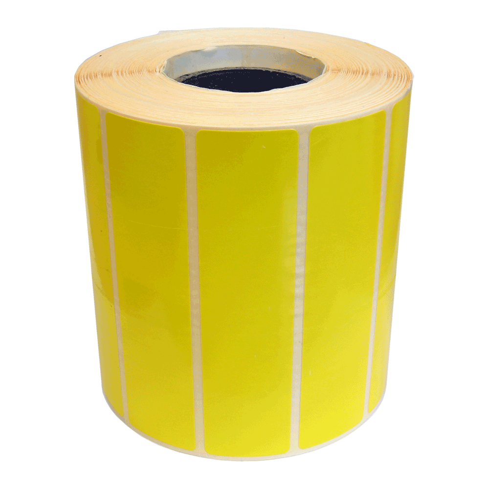 GreenLabel Premium Shelf gul 100 x 25 mm