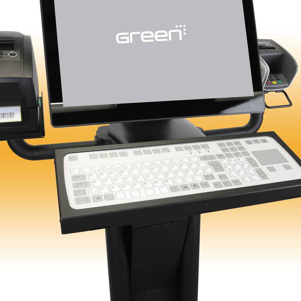 GreenSpot med GreenTouch 19
