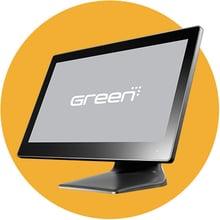 GreenTouch pekdator från Green