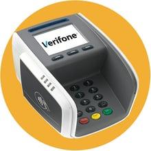 Betalterminal Yomani från Verifone