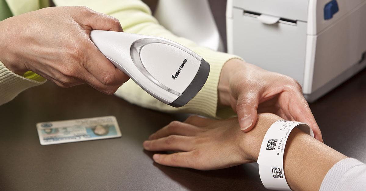 Sjukhuset Hermann Medical använder både streckkodsläsare och handdatorer från Honeywell