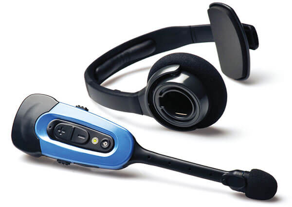 Vocollect SRX2 Bluetooth wireless headset från Honeywell