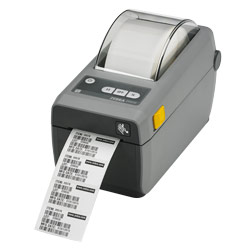 Etikettskrivare ZD410 från Zebra