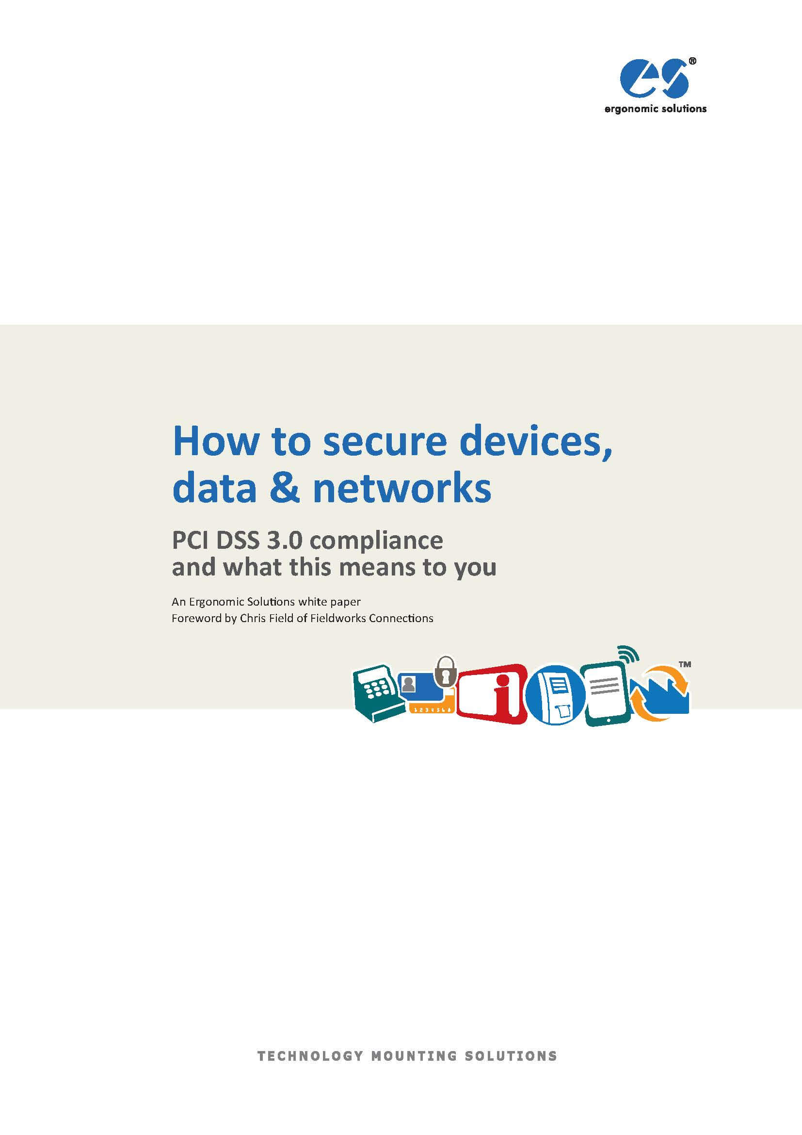 How to secure devices, data & networks