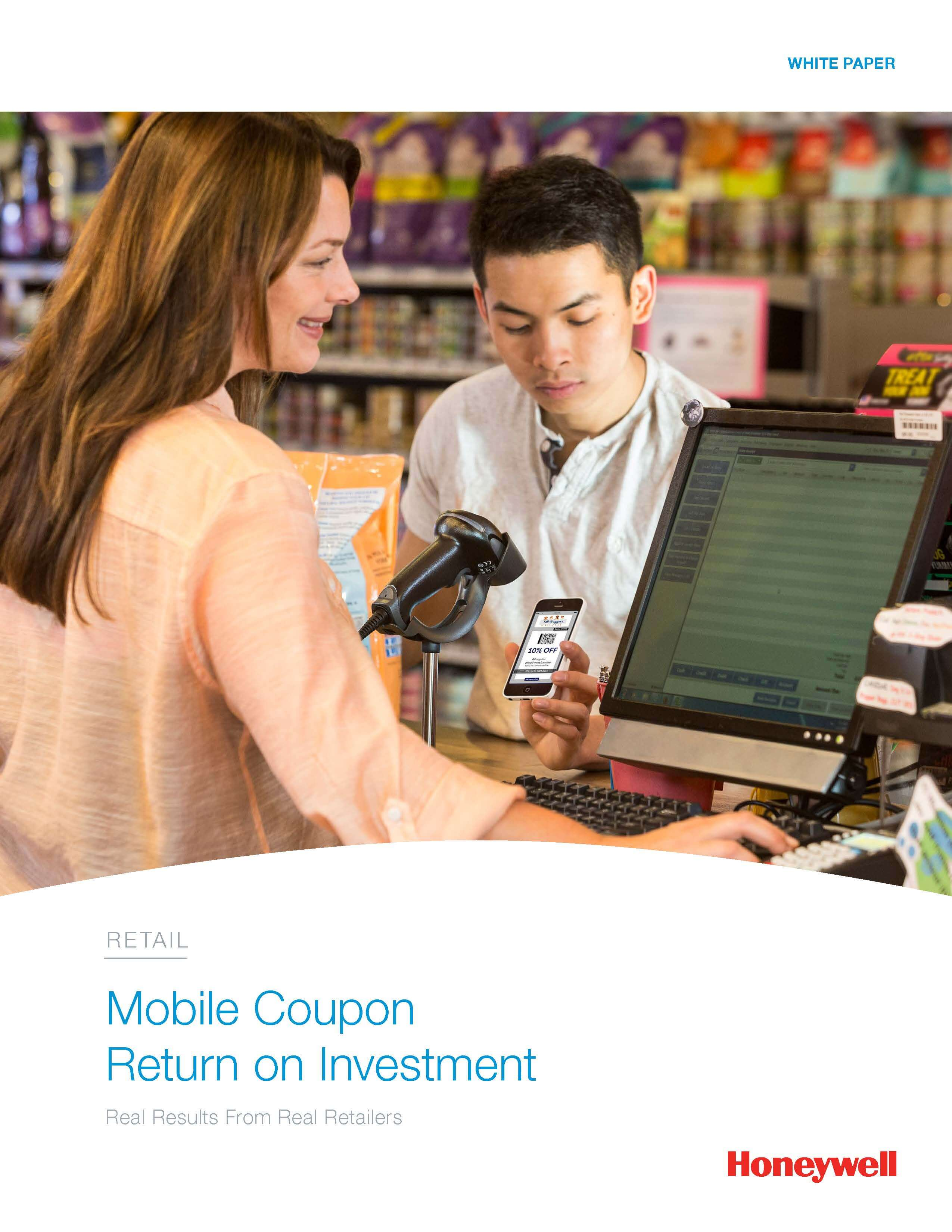 Mobile Coupon Return on Investment