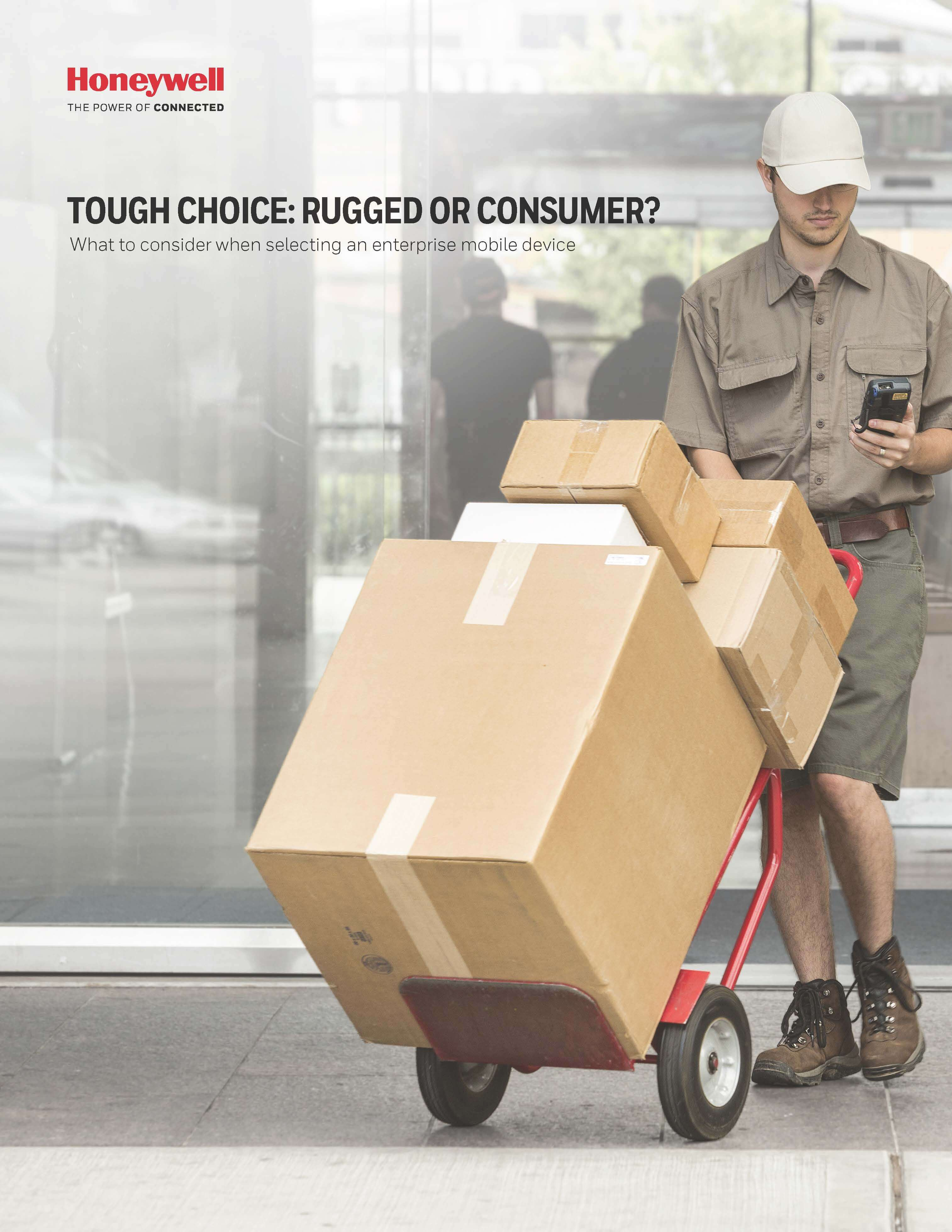 Tough choice: rugged or consumer?
