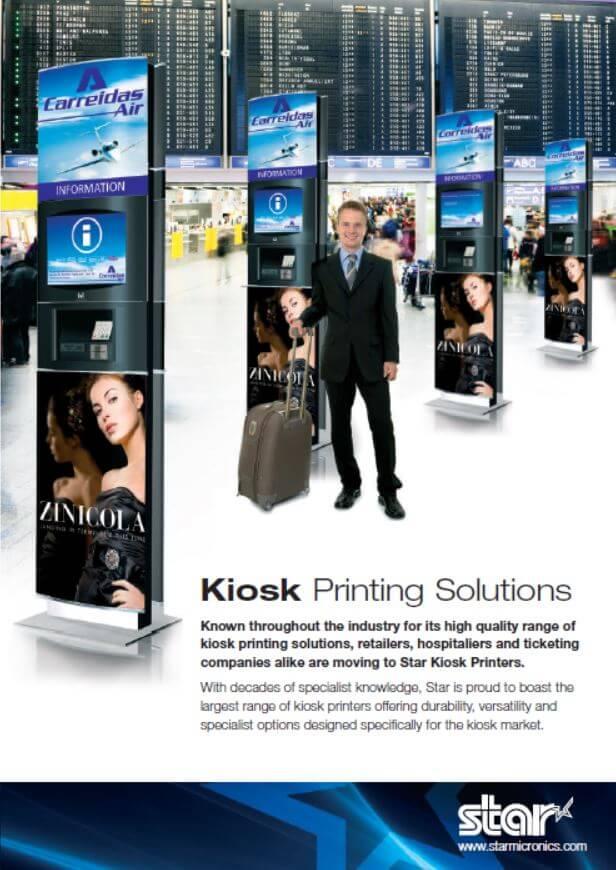 Kiosk Printing Solutions