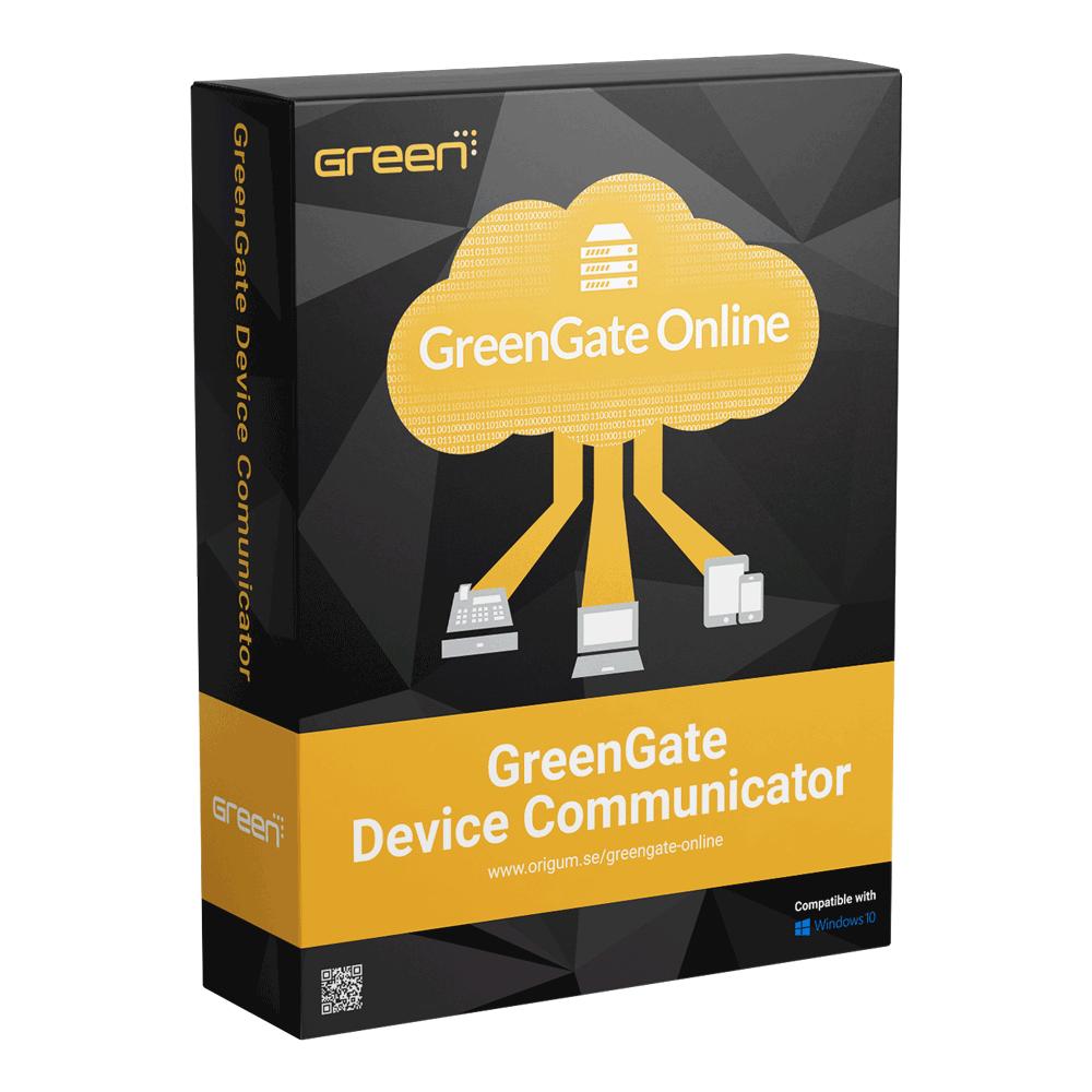 GreenGate Device Communicator servermjukvara