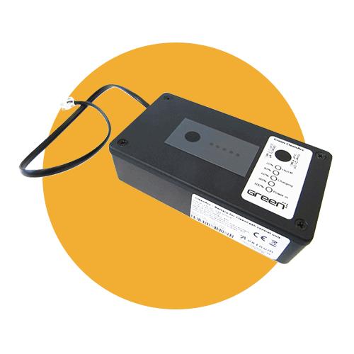 CleanAcc batteri