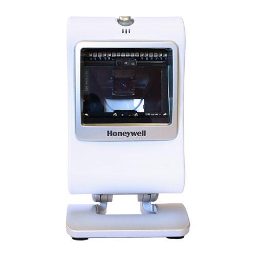 Genesis 7580g vit streckkodsläsare från Honeywell