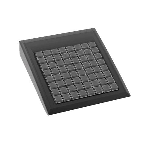 Tipro modulärt tangentbord med 64 tangenter
