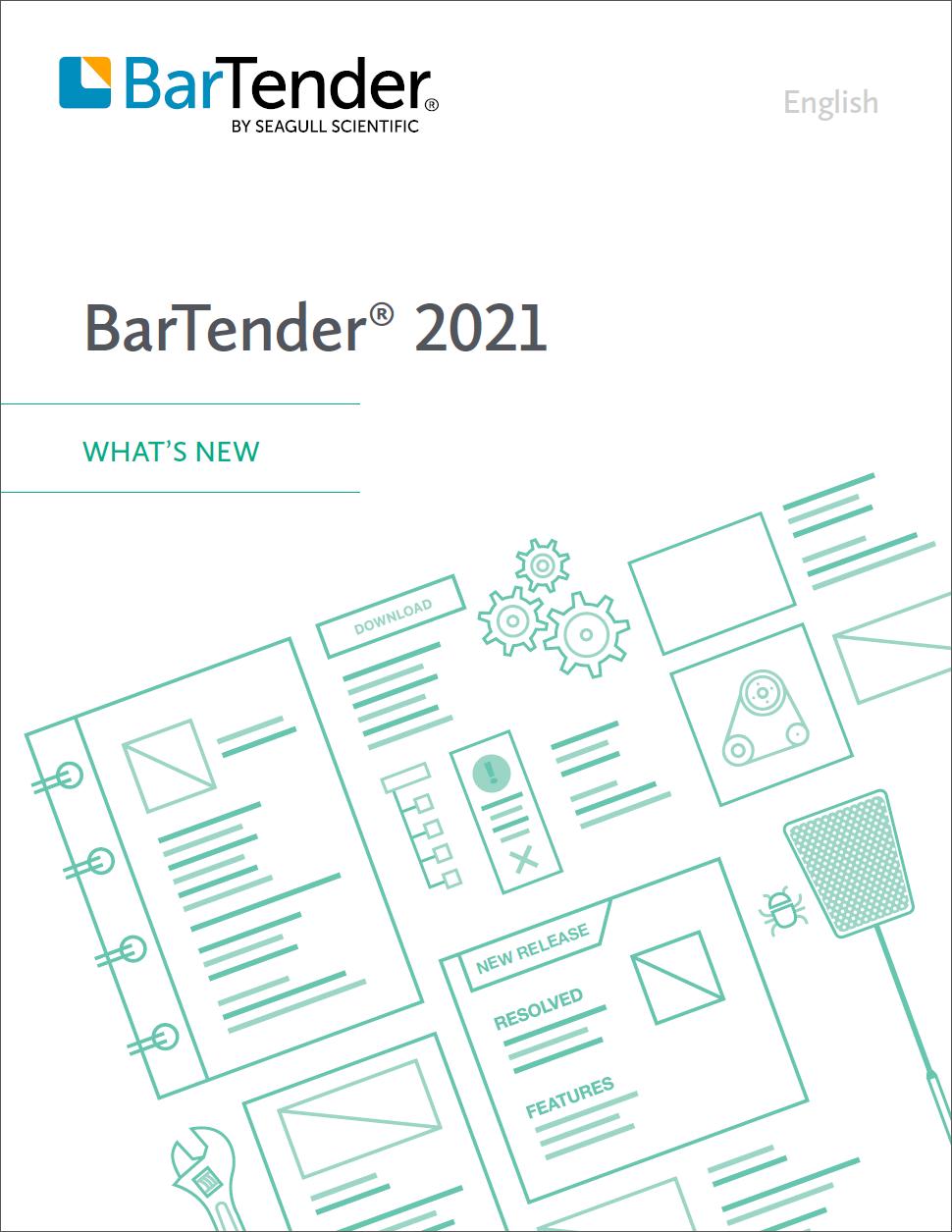 Vad är nytt i BarTender 2021